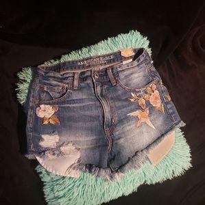 American Eagle (Vintage High Rise Festival) Shorts